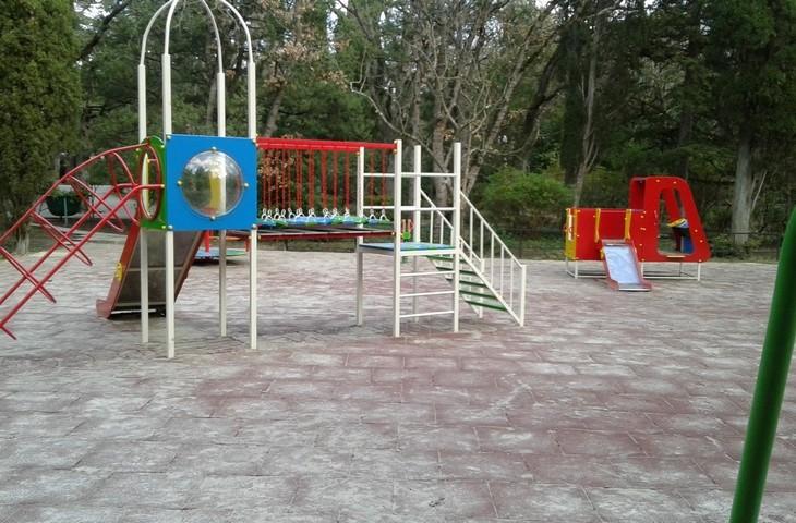 детская площадка в Днепре