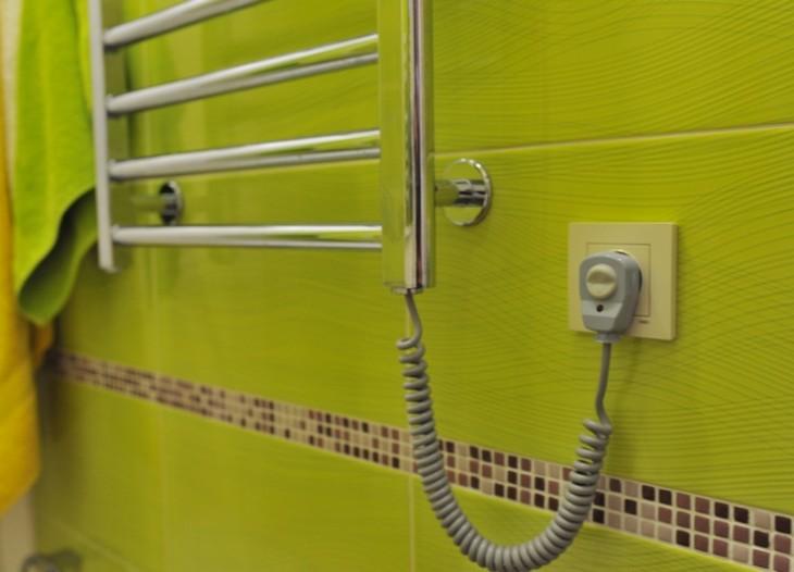 Ванная комната в люксе 2-й этаж