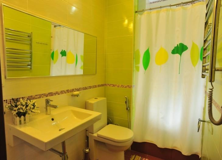 ванная в люксе в ГаспраVIP